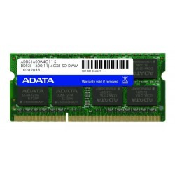 MEMORIA RAM ADATA PREMIER DDR3L 4GB 1600MHZ 204-PIN SO-DIMM
