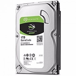DISCO DURO INTERNO SEAGATE BARRACUDA 3.5 1TB SATA3 6GB/S 7200RPM 64MB PC