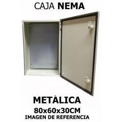CAJA NEMA TIPO METALICA INSTALACIONES ELECTRICAS