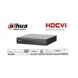 DVR DAHUA 8 CANALES HDCVI PENTAHIBRIDO 1080P LITE 2IP CCTV