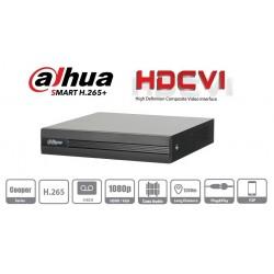 DVR DAHUA 16 CANALES HDCVI PENTAHIBRIDO 1080P LITE 2IP CCTV
