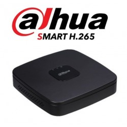 DVR DAHUA 8CH HDCVI PENTAHIBRIDO 720P 2IP P2P 256+