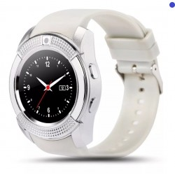 RELOJ SMART WATCH STYLOS SW2 BLANCO