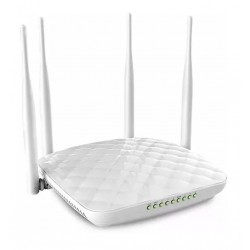 ROUTER INALAMBRICO TENDA 802.11N 300MBPS 2.4GHZ 4 ANTENAS
