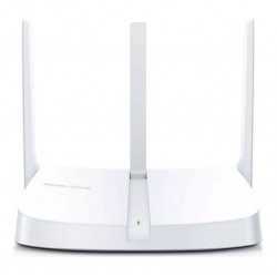 ROUTER INALAMBRICO MERCUSYS 2.4GHZ 300MBPS 3 ANTENAS